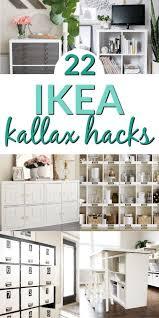 20 ikea kallax hacks that you need in your home now ikea