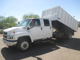 100 Kodiak Trucks USED 2006 CHEVROLET KODIAK C4500 BOX DUMP TRUCK FOR SALE IN AZ 2334