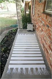 Impressive on Painted Concrete Patio Exterior Remodel Suggestion