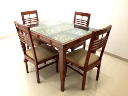 Dining Table Design Nice Wooden Glass Designs With Top
