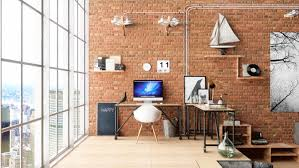 100 Industrial Style House 33 Inspiring Home Offices That Sport