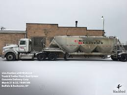 100 Concrete Truck Delivery Corporation