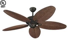 outdoor wet ceiling fan outside patio ceiling fans wet ceiling fans