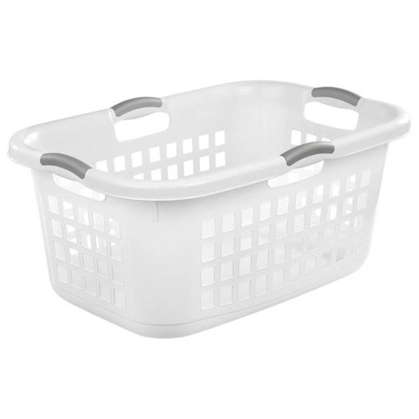 Sterilite 12168006 Laundry Basket - White