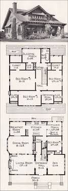 Simple Bungalow House Kits Placement by The 25 Best Bungalow Floor Plans Ideas On Craftsman