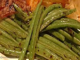 cuisiner des haricots verts haricots verts sautés à la poêle les légumes cuisinés