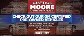 George Moore Chevrolet In Jacksonville Serving St. Augustine, FL ...