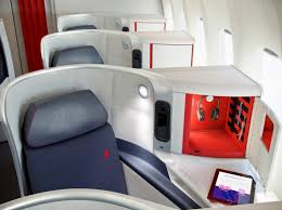 siege boeing 777 300er air air business class seat photos flight report actuality