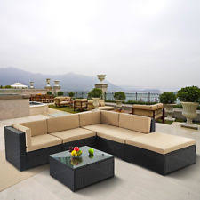 Ebay Patio Furniture Sectional by Modern Outdoor Furniture Ebay