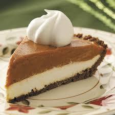 Pumpkin Pie With Gingersnap Crust by Gingersnap Pumpkin Pie Recipe Taste Of Home