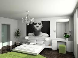 kühne schlafzimmer farben ideen mit schwarz weißen akzenten