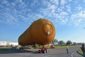 Space Shuttle External Tank ET-94 | Structural Relocation | Emmert ... New Product Test Transfer Flow Fuel Tank Atv Illustrated X15 With Two External Tanks Nasa Aftermarket Sun Visors For Most Medium Heavy Duty Trucks Fa22 External Fuel Tank Jettision Pictures Ar15com Ring Noncode Opperman Son Nasas Is Grounded At Green Cove Springs Florida Can Mounting Which Allows Siphon Transfer To Main Dacc Co Ltd Chevrolet C10 Install Hot Rod Network Ruced Size Crashworthy System Rcefs Robertson