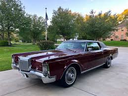 100 Continental Truck Sales 1969 Lincoln Mark III For Sale ClassicCarscom CC