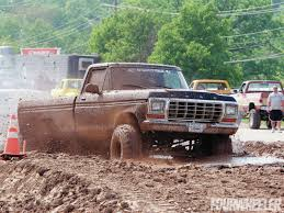 Ford Trucks Mudding Comfortable Mud Bogging 4x4 Offroad Race Racing ...