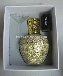 Lampe Berger Car Diffuser Instructions by Pvc Gift Box Packing Luxury Mosaic Fragrance Lamp Catalytic
