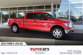 2014 Ford F-150 XLT Stock # E1016 For Sale Near Colorado Springs, CO ...
