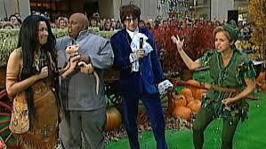 Matt Lauer Halloween Snl by Al Roker Today Com Looking Back At 20 Years Of Halloween On Today