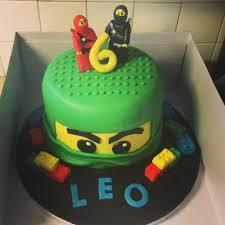 summerlea cakes auf lego ninjago themed cake lego