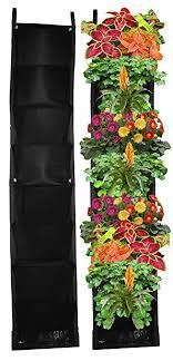 Amazon 8 Pocket Vertical Garden Planter Living Wall