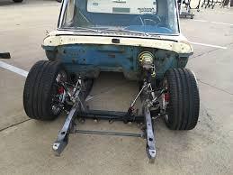 Scott's Hotrods – Front Steer SuperSlam Weld-On IFS – Scottshotrods