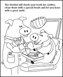 Gallery Website Dental Coloring Book