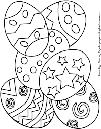Free Easter Printable Coloring Pages 12