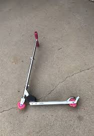 Razor A Lighted Wheel Kick Scooter Pink Sports Light Up