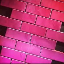 24 Best Pink Tile Images On Pinterest
