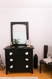 Black Dresser Drawer Knobs by Mr Kate Diy Geometric Wood Drawer Knobs