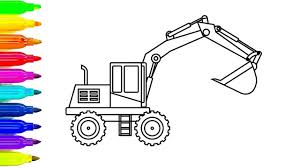 Wonderful Digger Colouring Pages Construction #10377 - Unknown ... Learn Colors With Dump Truck Coloring Pages Cstruction Vehicles Big Cartoon Cstruction Truck Page For Kids Coloring Pages Awesome Trucks Fresh Tipper Gallery Printable Sheet Transportation Wonderful Dump Co 9183 Tough Free Equipment Colors Vehicles Site Pin By Rainbow Cars 4 Kids On Car And For 78203