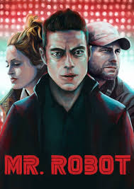 No Spoilers Mr Robot Poster Made By Myself Mrrobot Tv