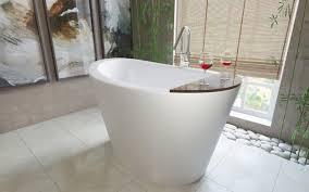 aquatica true ofuro freistehende japanische badewanne aus kunststein aquatex