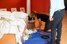 Tracey Emin My Bed by Liverpool Unveiling For Tracey Emin U0027s My Bed Liverpool Echo