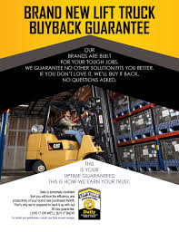 Daily Uptime Guaranteed On Your New Lift Trucks - Daily Equipment ...