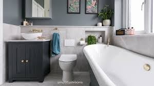how do you design a small bathroom