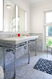 robern medicine cabinets in bathroom traditional with quartz sink