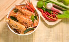 cuisine thailandaise traditionnelle cuisine thaïlandaise traditionnelle de nourriture de soupe épicée à