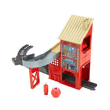 Thomas And Friends Tidmouth Sheds Trackmaster by Fill Up Firehouse Thomas And Friends Trackmaster Wiki Fandom