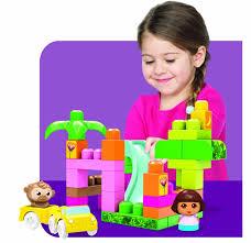 Dora The Explorer Kitchen Set by Amazon Com Mega Bloks Dora To The Rescue Bag Toys U0026 Games
