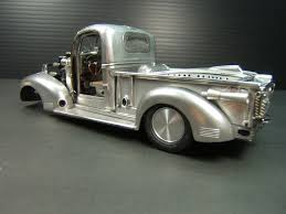 100 1937 Plymouth Truck With An Air Radial Engine On The Workbench 10