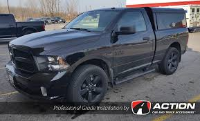 100 Ford Ranger Truck Cap Check Out This Regular Cab Ram With A DCU Series Cap By ARE