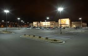 Parking lot LED lighting case study Cub Foods