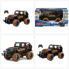 100 New Bright Rc Trucks 115 RC Chargers Mud Slinger Jeep Wrangler Remote Control