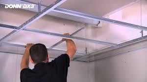 Usg Ceiling Grid Calculator by Donn Ceiling Grid Installation Lader Blog