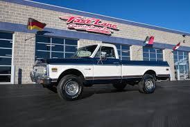 100 4x4 Chevy Trucks For Sale 1971 Chevrolet Pickup Fast Lane Classic Cars