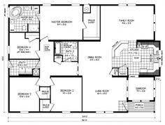Clayton Homes Norris Floor Plans by Modern Design 4 Bedroom House Floor Plans Four Bedroom Home Plans