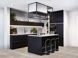cuisine tendance la tendance cuisine 2018 le noir cuisine livios