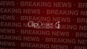 Clips Breaking News Background