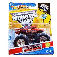 100 Monster Truck Tattoos Amazoncom 2011 Hot Wheels Jam 1st Edition 4380 Western