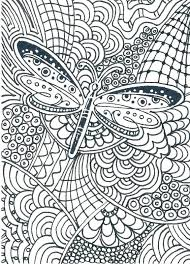 Dragonfly Coloring Page Pages For Adults Bass Fish